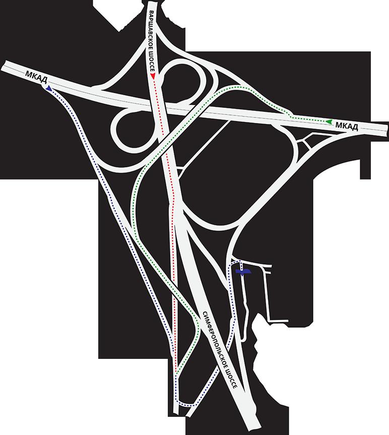 Схема проезда, company_img